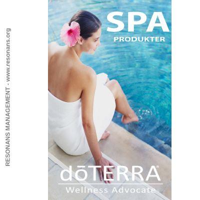 doTERRA Spa Eteriska olje produkter av högsta kvalitet finner du på vår hemsida http://resonans.org
