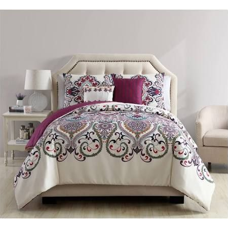 boho cream comforter set - Google Search