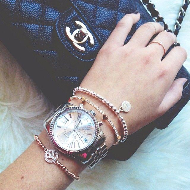 michael kors damen armbanduhr lexington chronograph quarz. Black Bedroom Furniture Sets. Home Design Ideas
