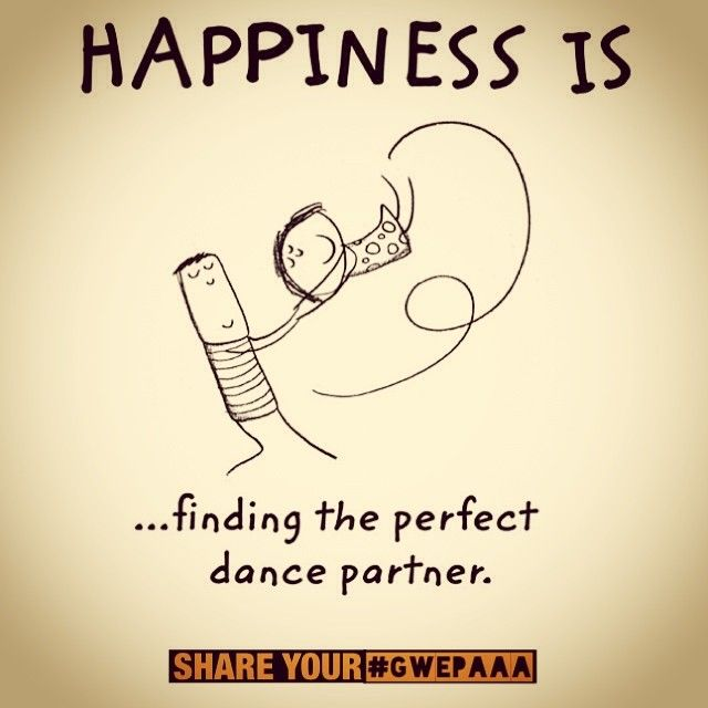 Dreaming of my perfect dance partner <3 <3 <3