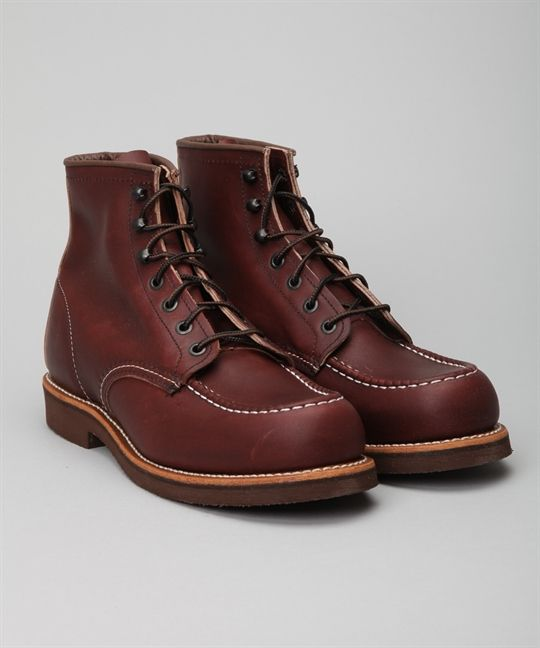 Red Wing Shoes 213 Oxblood
