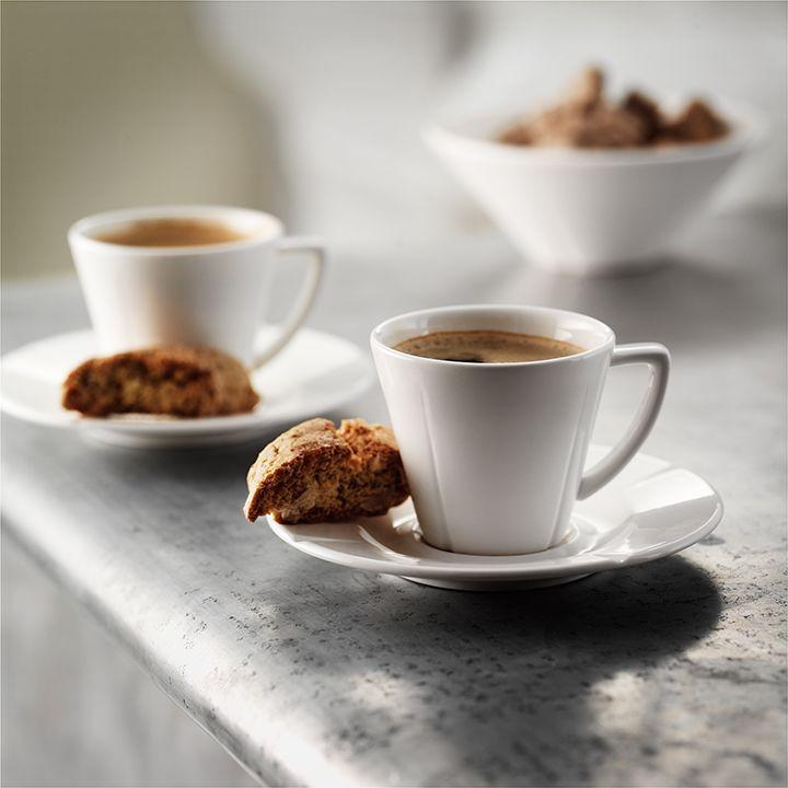 Grand Cru - porcelanowe filiżanki do kawy - Rosenthal