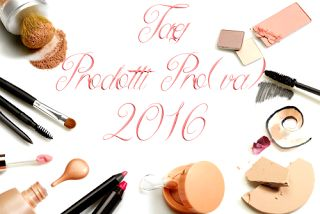 Stay Up With Makeup!: Tag: Prodotti PRO(va) 2016