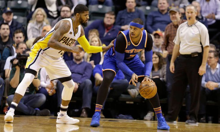 Carmelo Anthony and Paul George were headed to Cavaliers = Former New York Knicks forward and Oklahoma City Thunder newcomer Carmelo Anthony was on SiriusXM radio and said that on draft night, there was a plan in place that.....