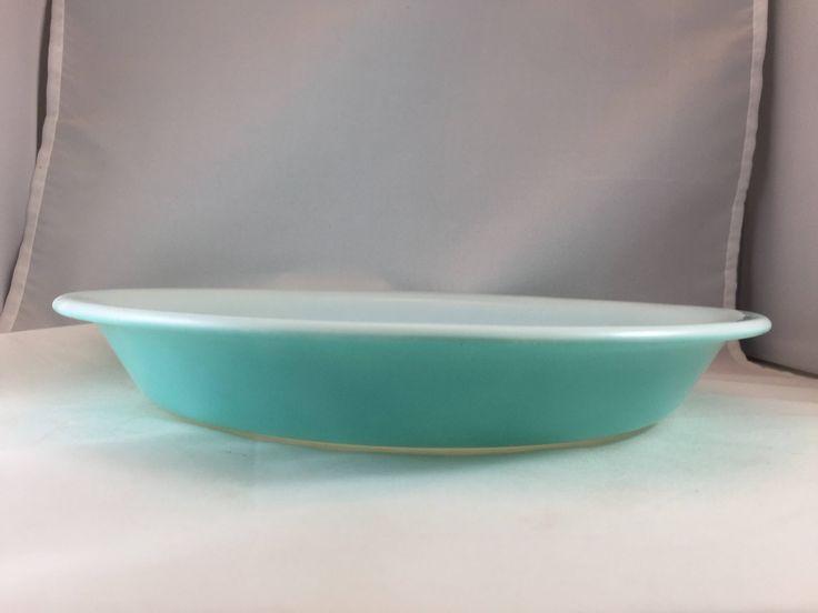 Pyrex Blue Pie Plate - Vintage Pyrex - Rare Pyrex - Aqua Pyrex - Pyrex Pie Dish - 1950s Pyrex - Vintage Kitchen - Pyrex 209 - 1950s Kitchen by familyhistoryfood on Etsy https://www.etsy.com/listing/536171973/pyrex-blue-pie-plate-vintage-pyrex-rare