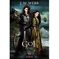 A Doomed Continent Where Two Lovers Struggle To Survive.  When a vengeful sorcerer unleashes a Fire Demon to destroy his rivals, he sets off a chain of events that will eventually destroy Gol, a war-torn continent at the other side of the world. Unaware that time is running out Gol's scheming barons overthrow their king and strive to seize control, unleashing a bloody civil war. Two young lovers find themselves caught in the web of murder, treachery, and sword and sorcery threatening to…