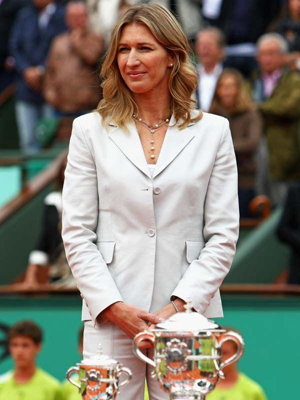 Steffi Graf Die Schonsten Bilder Der Tennis Konigin Steffi Graf Tennis Sportler