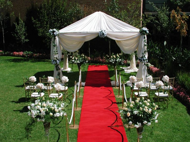 The Best Small Backyard Weddings Ideas On Pinterest Renewing - Small backyard wedding ideas