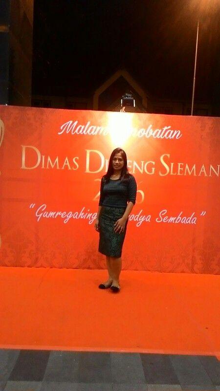 The final Dimas Diajeng Sleman Yogyakarta