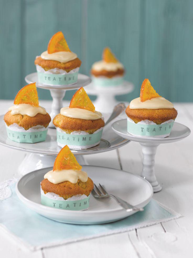 Teatime-Muffins Foto © Maike Jessen für ARD Buffet Magazin/burdafood.net