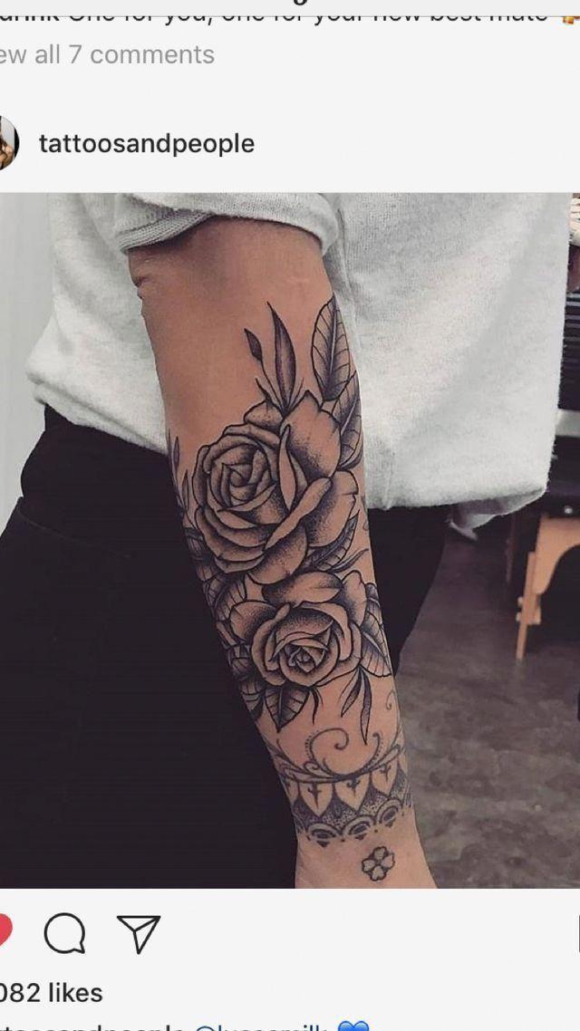 #Sleevetattoos – Kari Peterson – #TattooFrauenUnterarm – #Sleevetattoos – Ka