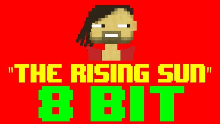 The Rising Sun (8 Bit Shinsuke Nakamura Theme) [Tribute to CFO$ and WWE] - 8 Bit Universe - YouTube