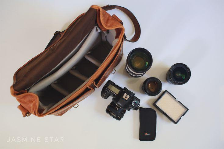 ONA Bags : Brixton Giveaway - Jasmine Star Photography Blog