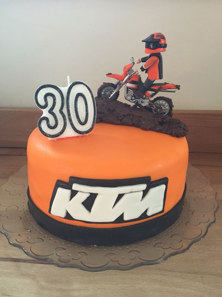 1000 images about cutest cakes on pinterest birthday for Decoration ktm