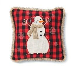 Embellished Christmas Pillows from The Christmas Tree Shops $9.99