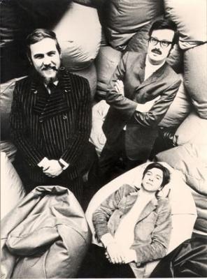 Poltrona Sacco, Gatti-Paolini-Teodoro, 1968