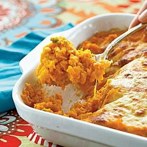 Sweet Potato–Jalapeño Casserole | MyRecipes.com