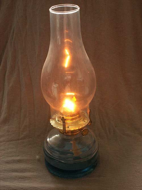 How To Make Your Own Oil Lamp Fuel - cheap and easy!