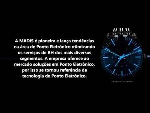 Projeto Ponto Eletronico - Madis