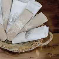Place mats - White or Stone