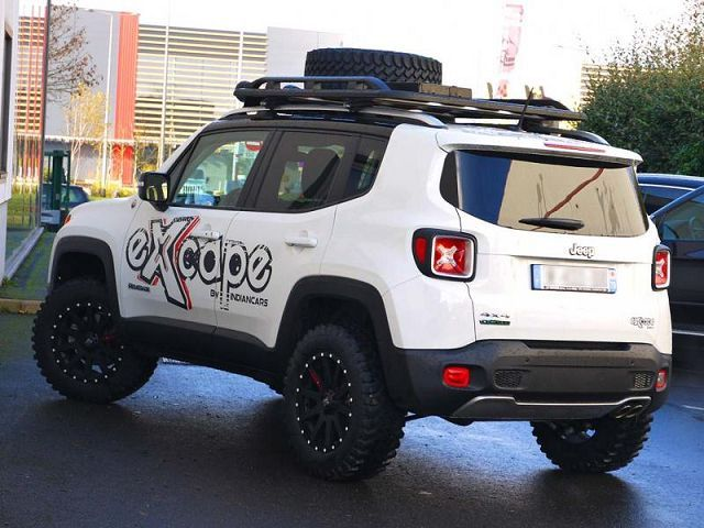 Jeep Renegade Excape Edition - Jeep Renegade Forum | off ...