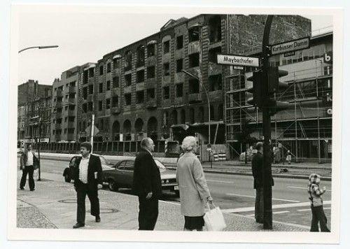Vintage Berlin Der Kottbusser Dammecke Maybachufer Mitte Der