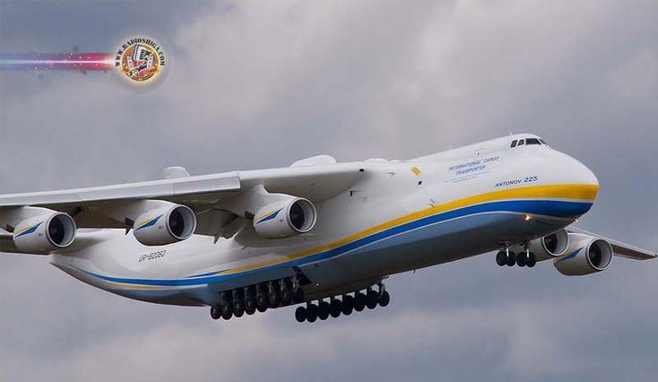 Maior avião do mundo está em Guarulhos e parte esta noite para o Chile. O maior avião do mundo, o Antonov 225 Mriya, irá deixar o Aeroporto Internacional...