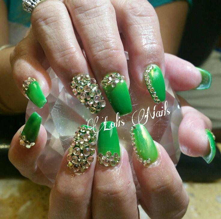 27 mejores imágenes de nails en Pinterest   Arte de uñas, Diseño de ...