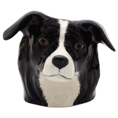 Pug Dog Face Ceramic Egg Cup By Quail