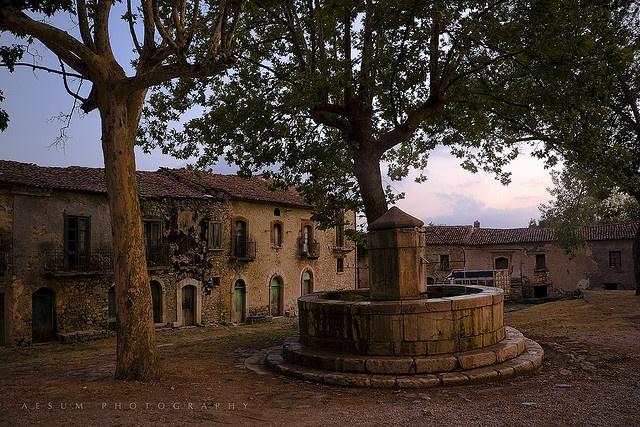 #Roscigno Vecchia, #Cilento, a soli 30 min dal @magichotel1,  la meravigliosa #Pompei del '900