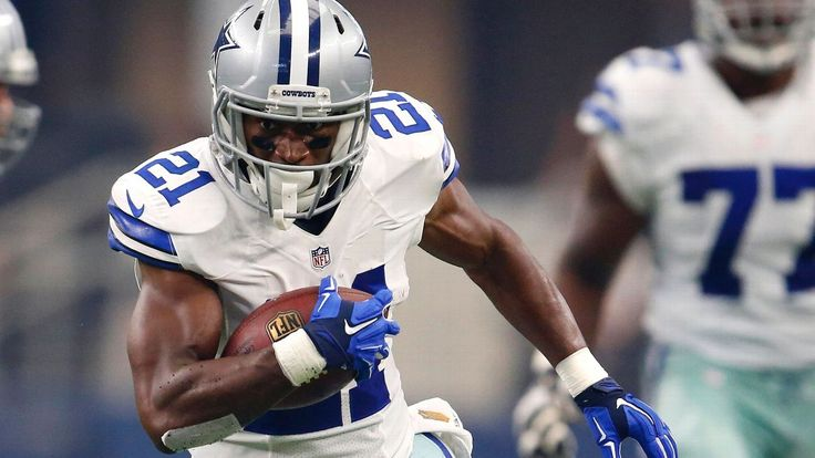 Ex-Cowboys RB Joseph Randle arrested for fifth time in 17 months
