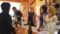 Enjoy an afternoon among the vines on this half-day wine tour from Picton. You will be collected and taken on a tour through the Marlborough wine region visiting approximately four or five wineries.