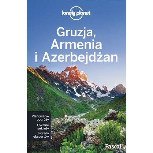 Gruzja, Armenia, Azerbejdżan przewodnik tylko 55,90zł w ArtTravel.pl