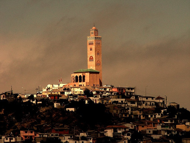 mezquita coquimbo, chile - by gonzalo matamal. It's crazy to think I was there just a year ago.