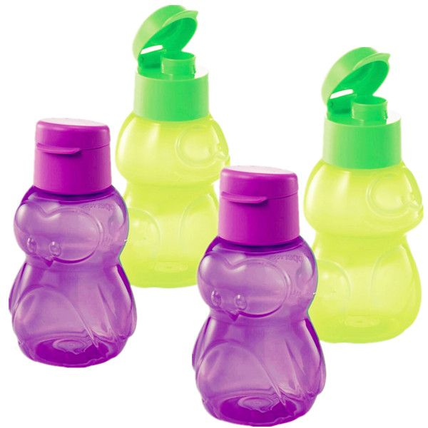 Tupperware Brands present the Small Square Rounds for carrying lunch and Kids Eco Bottle for having safe water as a fun in mealtime.