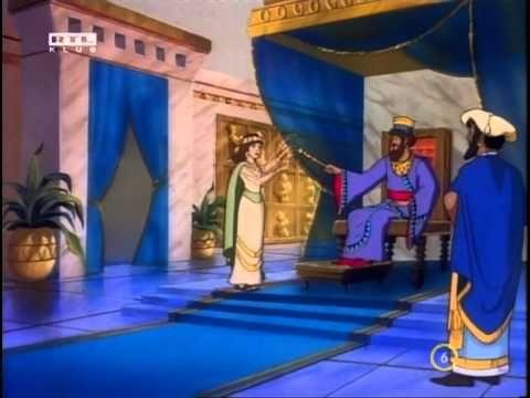 Rajzfilm a Bibliából - Eszter királynő