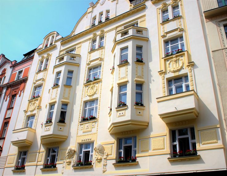 Uniquely Prague!