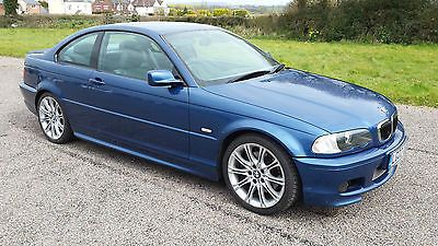 2002 bmw 330 ci m sport coupe semi #automatic smg #paddleshift blue 3 #series, View more on the LINK: http://www.zeppy.io/product/gb/2/172242228876/