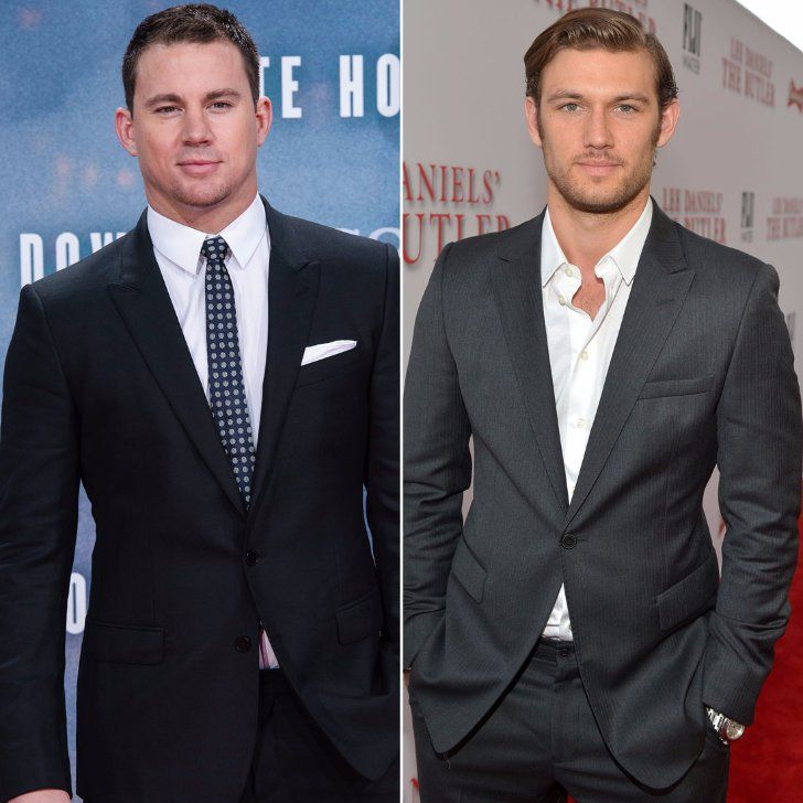 "Alex Pettyfer Confirms His Feud With Channing Tatum: He ""Does Not Like Me"""