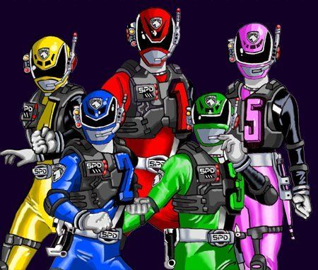 Power Rangers SPD | Power Rangers S.P.D