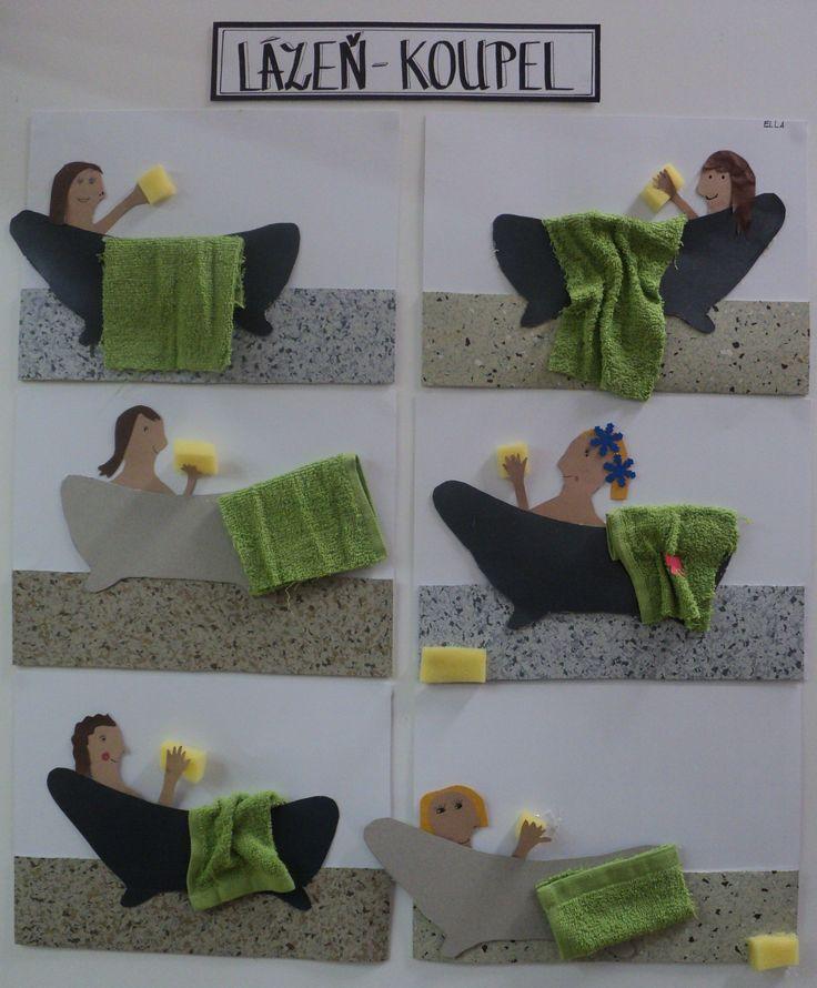 Lázeň - koupel
