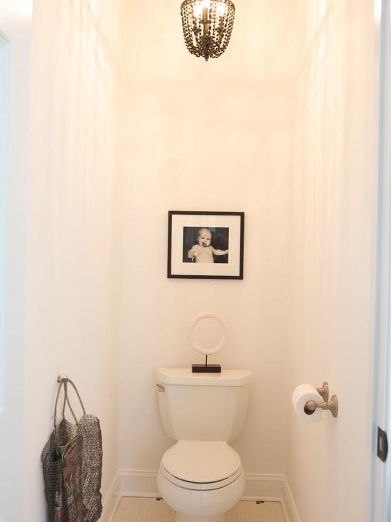 a chandelier changes everything!: Magazine Rack, Garrett Design, Eclectic Powder, Small Bathroom, Bag, Bathroom Ideas, Powder Rooms, Heather Garrett
