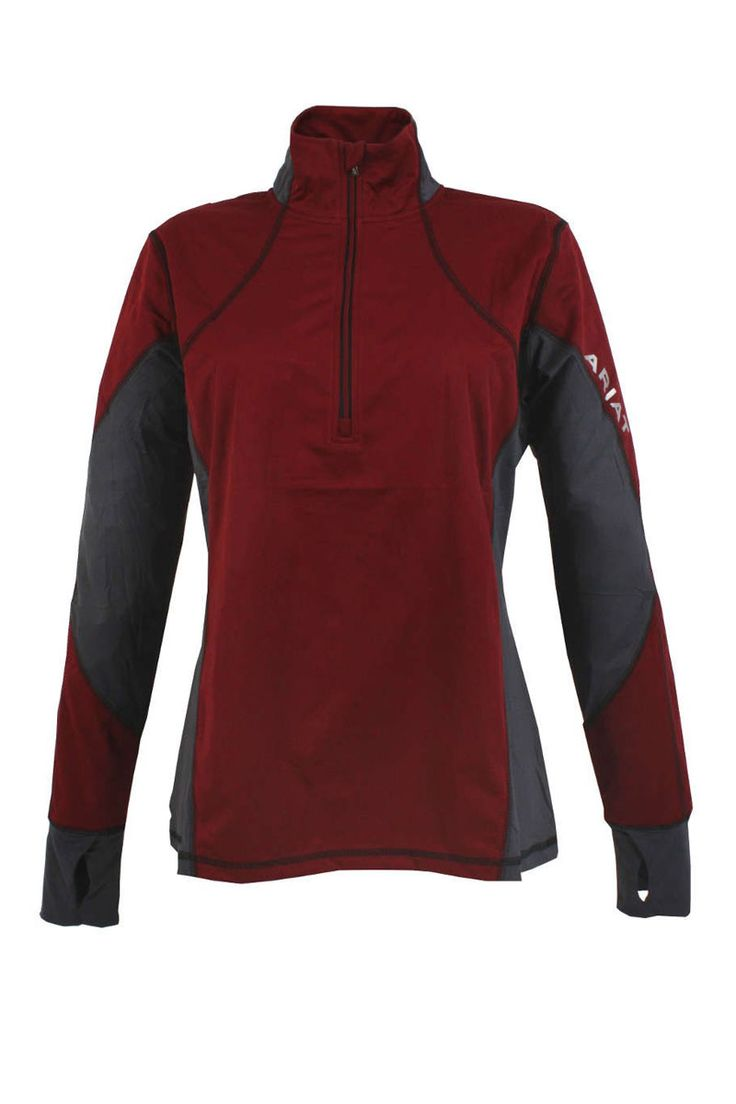 Ariat Women S Cabernet Bryce Pullover Jacket Equestrian