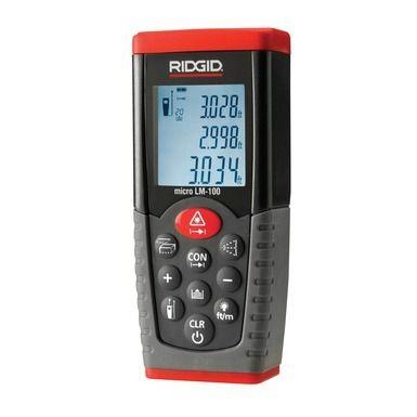 Medidor de distância Laser micro LM-100 €169,00