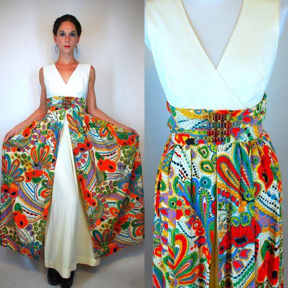 Hey, ho trovato questa fantastica inserzione di Etsy su https://www.etsy.com/it/listing/193524227/vintage-60s-psychedelic-couture-art