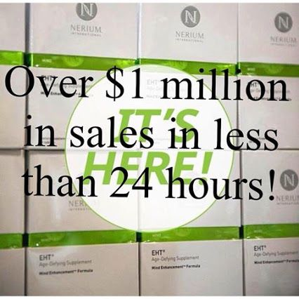 Brain Enhancement Supplement - Google+  WOW! EHT RESULTS! READ THESE STORIES and see how Nerium EHT is working and changing lives! IT WORKS! Message or Call BRENT: (541) 389-9990, if you or someone you know would like to try this amazing supplement. Cost: $60 for a 30-day supply.