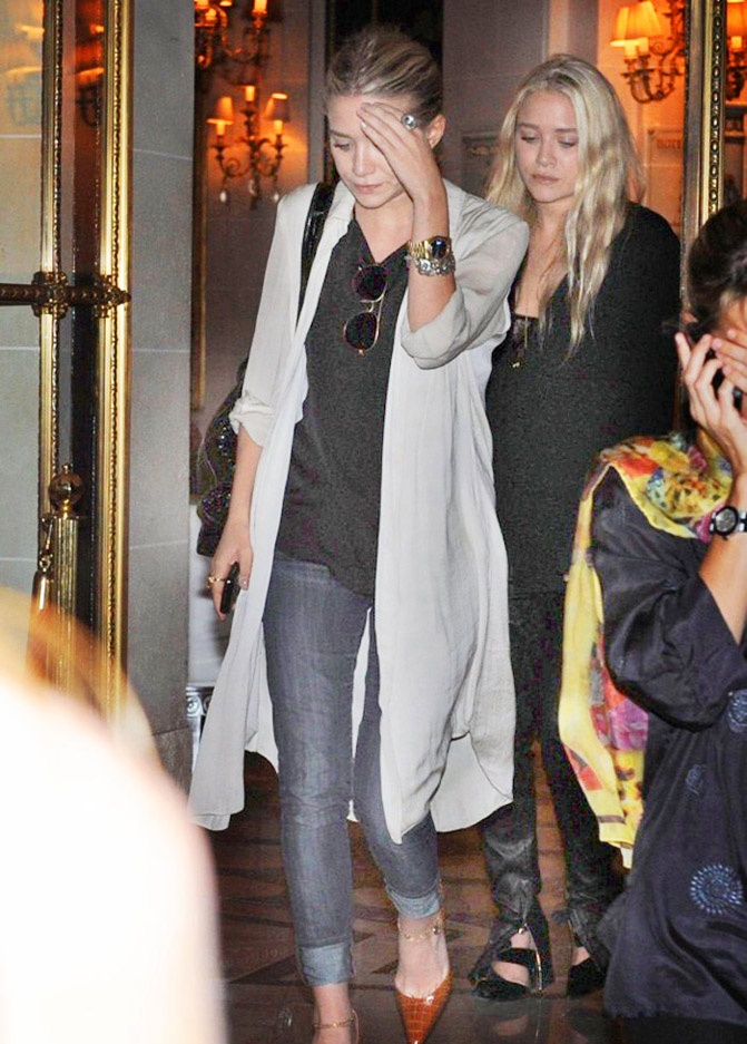 Mary Kate Olsen, Ashley Olsen, Fashion Inspiration