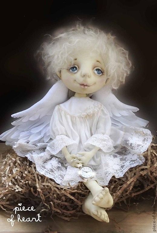 Мастер-класс «Ну здравствуй, Ангел!» - Ярмарка Мастеров - ручная работа, handmade