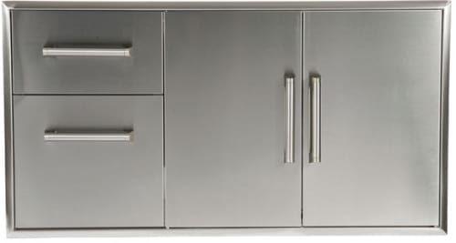 Coyote Ccd2dc 45 Inch Outdoor Stainless Steel Two Door Cabinet Cabinets Storage Stainless Steel Outdoor D In 2020 Schubladenschrank Kuchenschranke Malen Farben