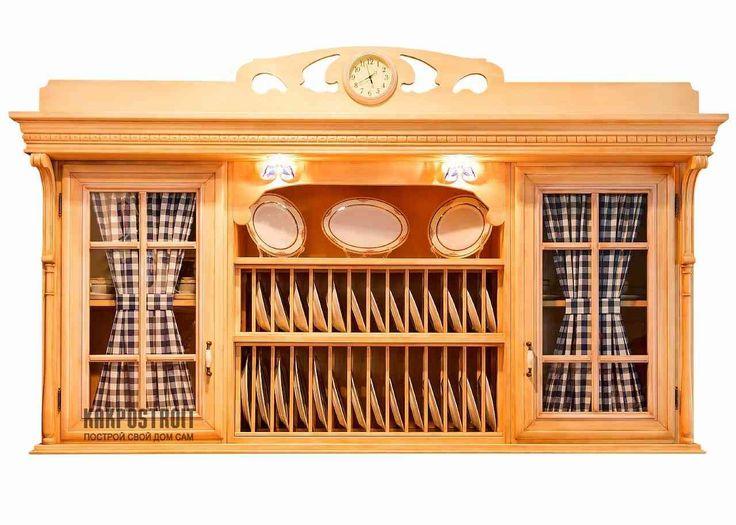 Кухонный Буфет — стильно, практично, современно